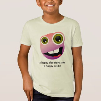 A Happy Day Starts with a Happy Smile Shirt