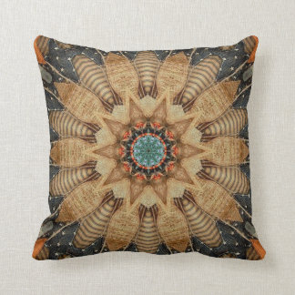 A Happy Harvest. Throw Pillow