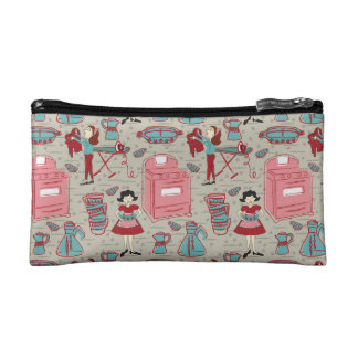 A Happy Household Cosmetic Bag