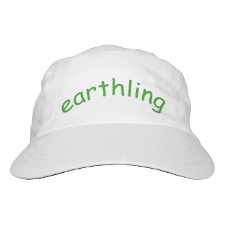 a hat to let people know your home base
