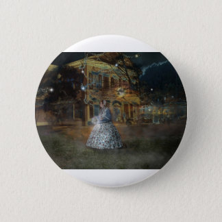 A Haunted Tale in Dahlonega 2 Inch Round Button