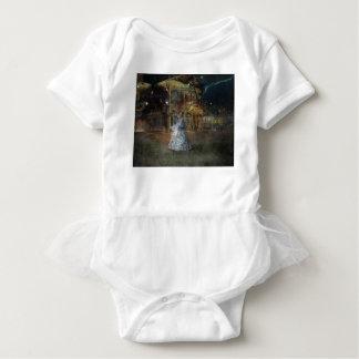 A Haunted Tale in Dahlonega Baby Bodysuit