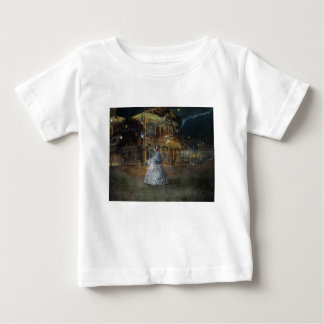 A Haunted Tale in Dahlonega Baby T-Shirt