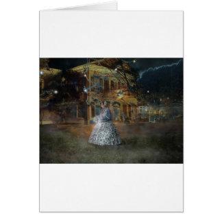 A Haunted Tale in Dahlonega Card