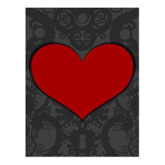 A Heart II Postcard
