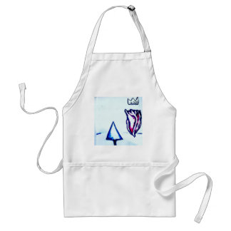 A Heart's Victory by Luminosity Standard Apron