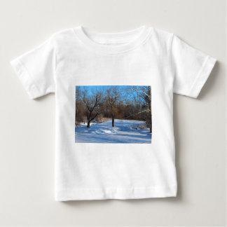 A Heron in the Distance Baby T-Shirt