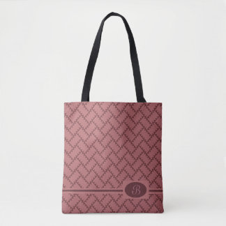 A Herringbone Pattern 10 Tote Bag