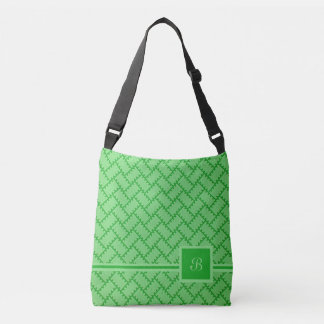 A Herringbone Pattern 6 Crossbody Bag