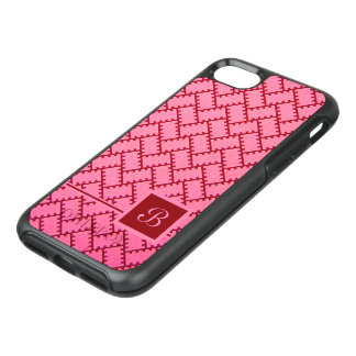 A Herringbone Pattern 9 OtterBox Symmetry iPhone 7 Case