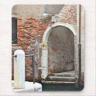 A hidden corner of Venice Mouse Pad