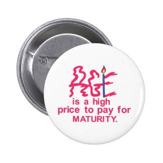 A High Price 2 Inch Round Button