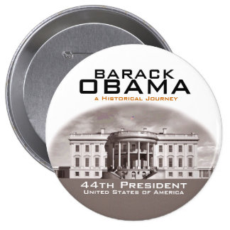 A Historical Journey 4 Inch Round Button