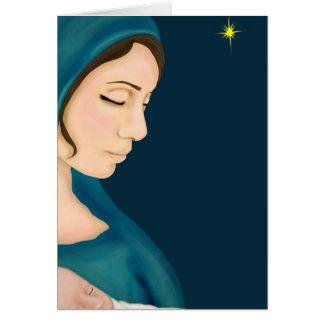 A holy Christmas Card
