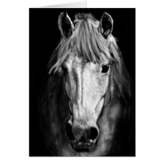 A Horse Called Elvis Card