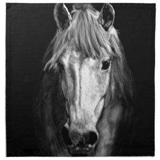 A Horse Called Elvis Printed Napkins