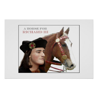 A horse for King Richard III (2) Poster