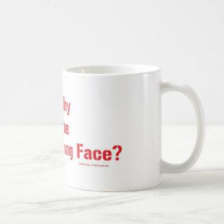 A horse walks into a bar... coffee mug
