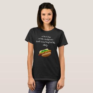 A hot dog at the ballgame. wm T-Shirt
