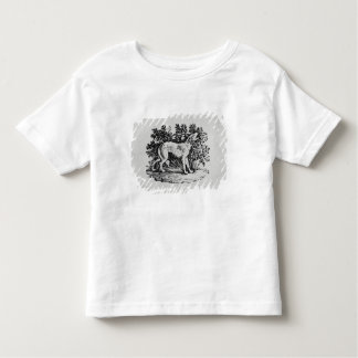 A Hound from 'History of Quadrupeds' Tee Shirt