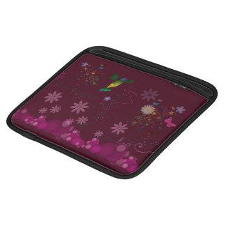A Hummingbird Painter iPad Sleeve