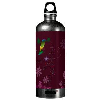 A Hummingbird Painter Water Bottle