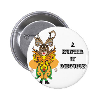 A Hunter in Disguise.ai Pin