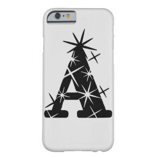 'A' Initial iphone6 case