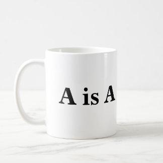 A is A Coffee Mug