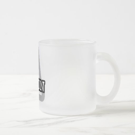 A is for Aaron Mugs