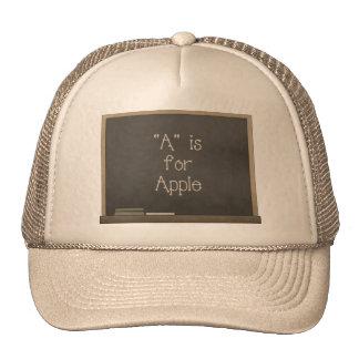 A Is For Apple Trucker Hat