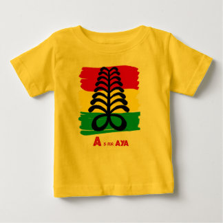 A is for Aya Baby T-Shirt