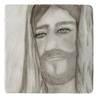 A Jesus Trivet