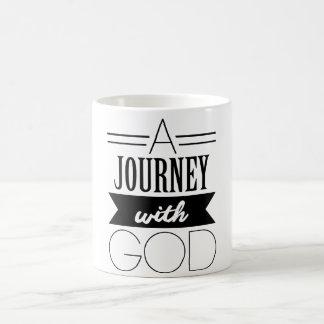 A Journey with God Mug