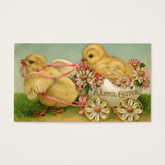 A Joyful Easter Business Card