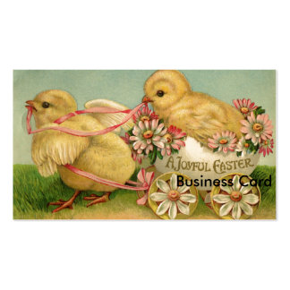 A Joyful Easter Double-Sided Standard Business Cards (Pack Of 100)
