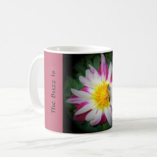 a Just Bee Cause mug