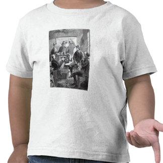 A Kansas Land Office T-shirt