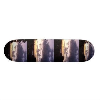 A Kentucky Sunset Skateboard