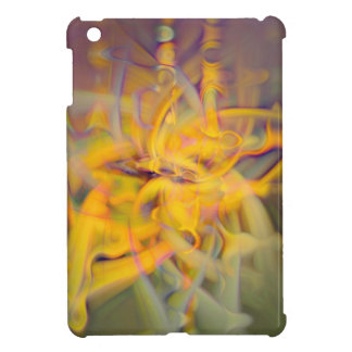 A Kinder, Gentler Abstract on Drugs iPad Mini Cases