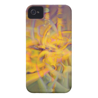 A Kinder, Gentler Abstract on Drugs iPhone 4 Cases