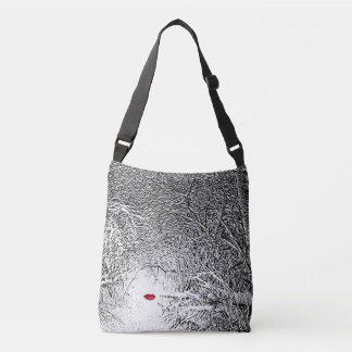 A Kiss Before Dying? Crossbody Bag