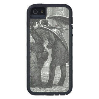 A Kiss Victorian Bat/Vampire Costume iPhone 5 Case
