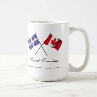 À la français mug blanc