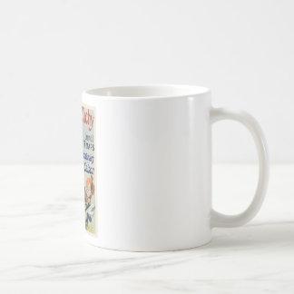 A la Place Clichy Classic White Coffee Mug