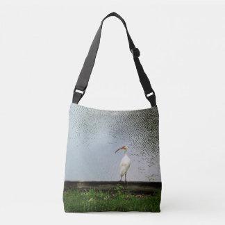 A Lakeside Chat Cross Body Bag