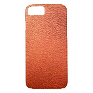 A leather finish iPhone 7 case
