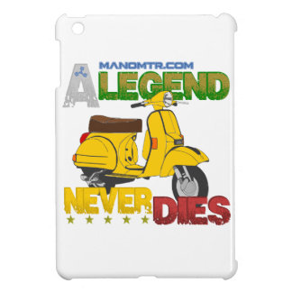 A_Legend_Never_Dies_(Px 125) iPad Mini Case