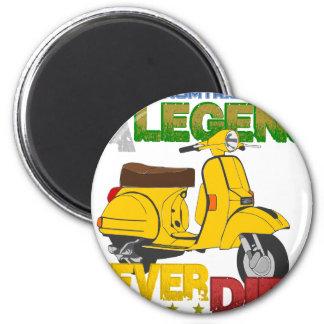 A_Legend_Never_Dies_(Px 125) Magnet