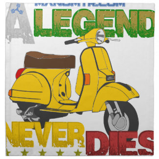 A_Legend_Never_Dies_(Px 125) Napkin